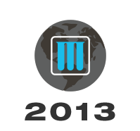2013: Leadership global neîntrerupt
