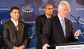 2009: Leadership global